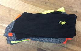 Polo Ralph Lauren Sport Men's 3-Pack Crew Socks,One Size 10-13 - $14.84