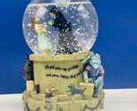 Wizard of Oz snowglobe San Francisco music box Wicked Witch monkey Dorothy Toto