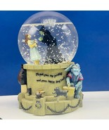 Wizard of Oz snowglobe San Francisco music box Wicked Witch monkey Dorot... - €132,90 EUR