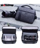 Backpack DSLR Waterproof Camera Bag Photo Case Nikon D7500 D7200 D5600 D... - $30.40