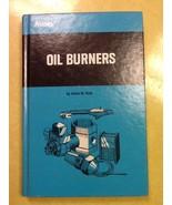 Audel Oil Burners Hardcover Book - $1.98