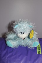 "Coast To Coast Entertainment Blue Bear Stuffed Plush Animal Toy 9"" - $6.92"