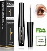 Eyelash Growth Serum, Bighture Natural Eyelash Growth Serum For Longer a... - $25.98