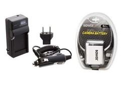 Battery + Charger For Casio EXZ20 EXZ80A EX-Z80PK EXZ85 - $21.55
