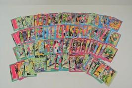 Marvel Comics Trading Cards Lot of Approx. 100 Impel 1992 X-Men Deadpool EX! - $48.37