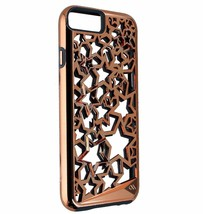 Case-Mate Tough Layers Case Cover for Apple iPhone 6s 6 - Rose Gold Star... - $15.59