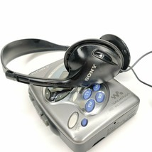 Sony Walkman WM-FX281 TV/WEATHER/Radio Cassette Player Sony Earbuds & Ba... - $45.42