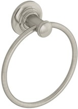 Symmons Winslet Satin Nickel Wall Mount Towel Ring - $110.93