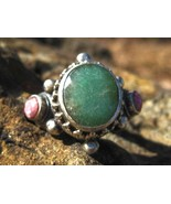 Haunted Ring Unexplained Collection Servitor of the High Priestess power... - $477.77
