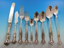 Vintage by 1847 Rogers Silverplate Flatware Set for 8 Service 81 Pieces ... - $2,450.00