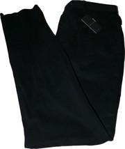 NWT GIORGIO ARMANI black label 56 40 slacks pants men's soft cotton blend $595 - $290.99