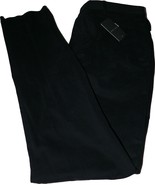 NWT GIORGIO ARMANI black label 56 40 slacks pants men's soft cotton blen... - $290.99