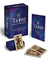 Tarot Book & Card Deck: Includes a 78-Card Marseilles Deck and a 160-Pag... - $24.99