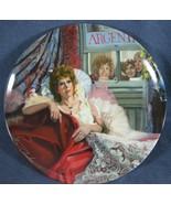 Annie and Miss Hannigan Little Orphan Annie Collector Plate William Cham... - $11.97