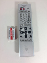 Panasonic EUR7615KN0 Remote Control - Tested & Cleaned - BATTERIES INCLUDED - $29.69