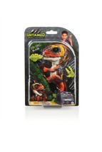Authentic WowWee Untamed Raptor Blaze Velociraptor Interactive Dinosaur - $28.00
