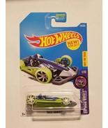 Hot Wheels Track Hammer HW Glow Wheels 232/365 Scale 1:64 - $2.95