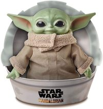 "Star Wars The Child Plush Toy, 11"" Small Yoda-like Soft Figure, The Mand... - $36.95"