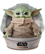 "Star Wars The Child Plush Toy, 11"" Small Yoda-like Soft Figure, The Mand... - $56.95"