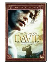 THE STORY OF DAVID - Bible Stories - DVD - $20.95