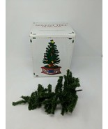 DEPARTMENT 56 Advent Tree Music Box 12 Days of Christmas Replacement Tre... - $19.79
