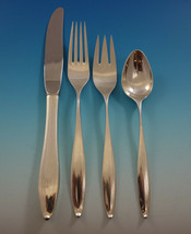 Vespera by Towle Sterling Silver Flatware Set for 8 Service 34 Pieces Modern - $1,995.00