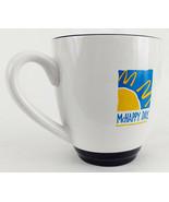 """Ronald McDonald House White & Blue """"McHappy Day"""" 12oz Coffee Mug Sunrise... - $16.63"""