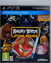 "ANGRY BIRDS STAR WARS  (PS3) Playstation 3 ""PAL"" - $14.99"