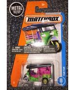 2016 Matchbox Metal Tuk Tuk Taxi Scale 1:64 #6/125 DVK21-4B10 - $3.95