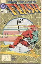DC Flash #83 Beat The Clock Wally West Nightwing Action Adventure - $1.95