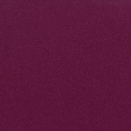 Knoll Upholstery Fabric Hopsack Magenta Wool K12069 1.5 yds CL