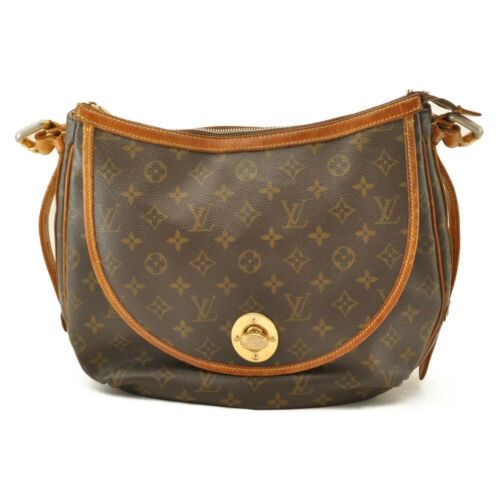 LOUIS VUITTON Monogram Tolum GM Shoulder Bag M40075 LV Auth mk014 image 2
