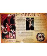 CEDULA DE San Ignacio de Loyola - $3.99