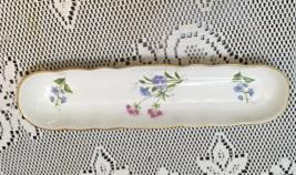 Vintage Hand Made Bone China Olive Dish Aristocrat Bone China England - $9.50