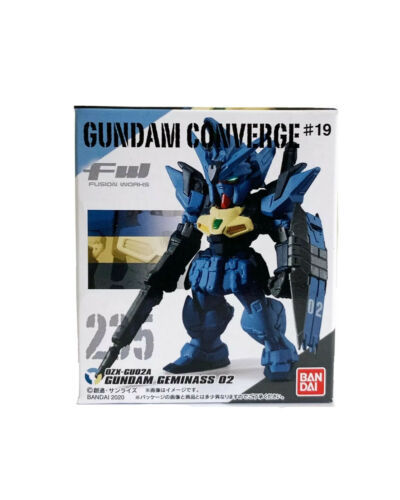 Primary image for Gundam Converge #19 No. 231 Bandai Victory Gundam Gum Candy with Toy Figure