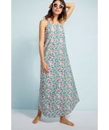New Anthropologie Alexa Floral Maxi Dress by Joshi SMALL - $73.26