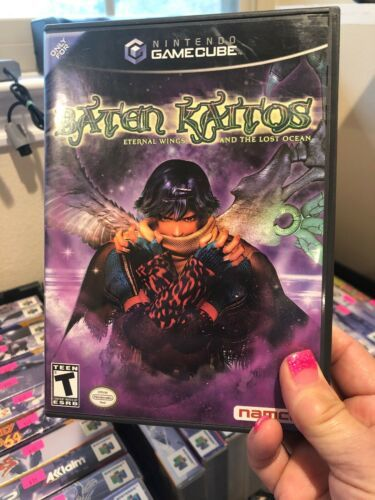 Baten Kaitos Origins (Nintendo GameCube, 2006) Complete Clean & Tested