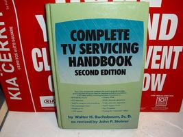 complete tv service  handbook - $5.99