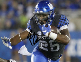 * Benny Snell Jr Signed Photo 8X10 Rp Autographed Kentucky Wildcats Football * - $19.99