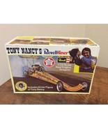 New Rare Vintage Revell H-1458 Tony Nancy's Revell*liner model kit Open Box - $74.95
