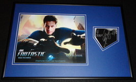 Ioan Gruffudd Signed Framed 12x18 Photo Display Fantastic Four - $52.00