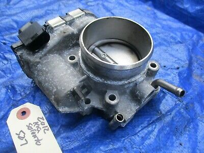 2012 Kia Sorento 2.4 throttle body assembly OEM engine motor Hyundai Sonata