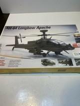"""TESTORS 1/48 Scale McDonnell AH-64 Longbow """"Apache"""" Model #515 New Open Box - $17.81"""