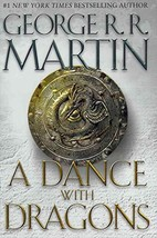 A Dance with Dragons (A Song of Ice and Fire) [Hardcover] Martin, George R. R. image 2