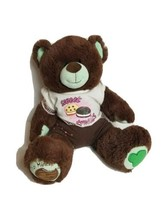 BABW Build A Bear Workshop Thin Mint Girl Scout Cookies Plush Teddy Swee... - $27.44