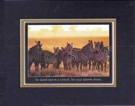 Touching and Heartfelt Poem for Motivations - [To stand out in a crowd, let your - $10.84