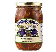 Jake & Amos Corn Salsa, 16 Oz. Jar - $9.91