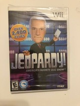 Jeopardy (Nintendo Wii, 2010) BRAND NEW SEALED - $18.81