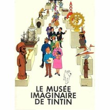 "Tintin and Snowy resin statue figurine  Musée Imaginaire"" collection Tintin image 2"