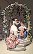 Lladro 01001974 Summertime Symphony Base Included Limited Edition New - $12,672.00